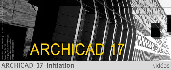 Formation Archicad 17